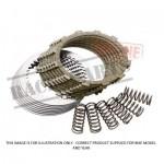 280-CK1263 BWX Clutch Kit - RMZ450 '08-'18/RMX450/RMX450Z