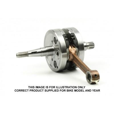 277-CC6020-BWX Crankshaft-YZ125 '05-'19