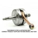277-CC5014-BWX Crankshaft-CR125R '90-'07