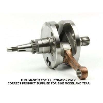 277-CC5020-BWX Crankshaft-CRF450R '02-'08
