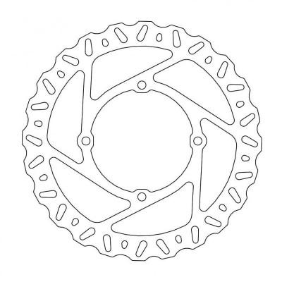 221-110638 Moto-Master Brake Disc-Front-270mm
