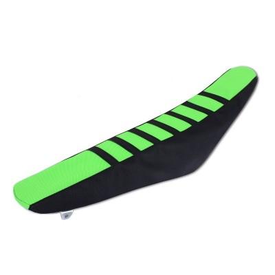 238-MCS113T5BGB Seat Cover-Green KXF250 '13-'16/KXF450 '12-'15