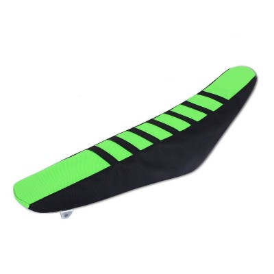 238-MCS147T5BGB Seat Cover-Green KXF250 '17-'18/KXF450 '16-'18
