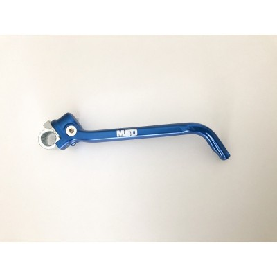 282-KSTHQ004 Kick Start Lever Blue-TC125/TE150/250/300
