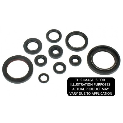 276-ZKM7267 Engine Oil Seal Kit-RM125 '01-'03