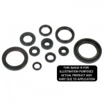 276-ZKM4104 Engine Oil Seal Kit-KX500 '89-'04