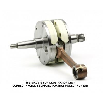 277-CC8002-BWX Crankshaft-KX250 '92-'04