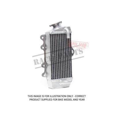 239-T2KTM65A MSD Radiator SX65 '09-'18/TC65 '17-'18