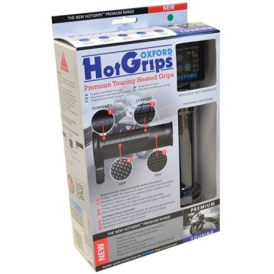 Oxford Hot Grips - Touring