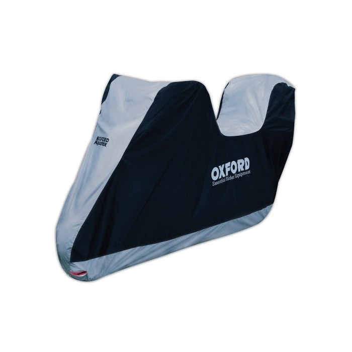 Small with TopBox Oxford Cover - Aquatex